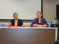 ASMC Meeting - Speakers: Dr. Kathy Diorio and Sandi Perry - August 28, 2013